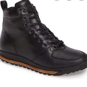 Hood Rubber Mid Waterproof Boots